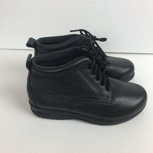 SAS Womens Alpine Water Resistant Leather Bootie